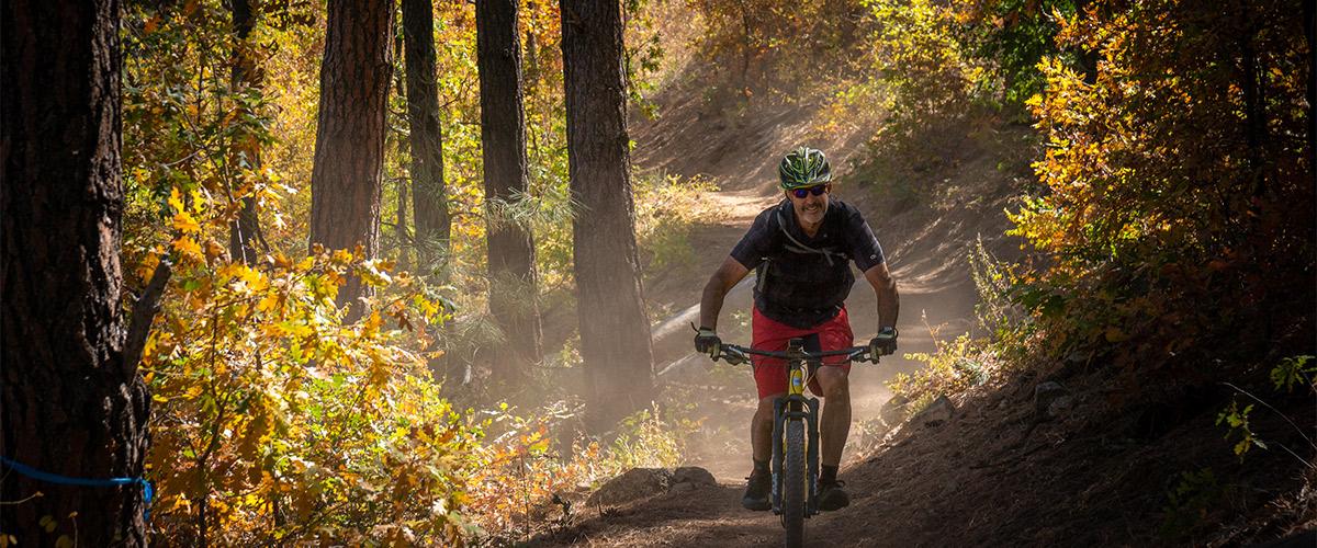 Rider in Prescott AZ.